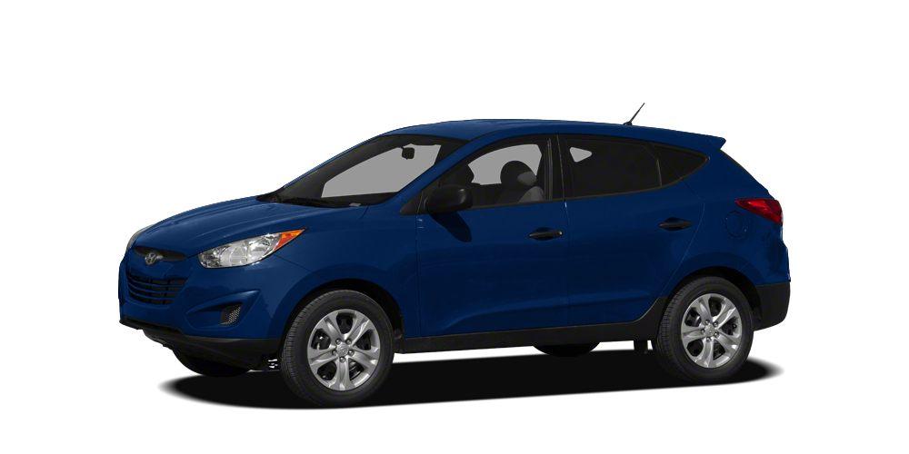 2012 Hyundai Tucson GLS Miles 48366Color Iris Blue Stock L16877A VIN KM8JU3AC8CU500113