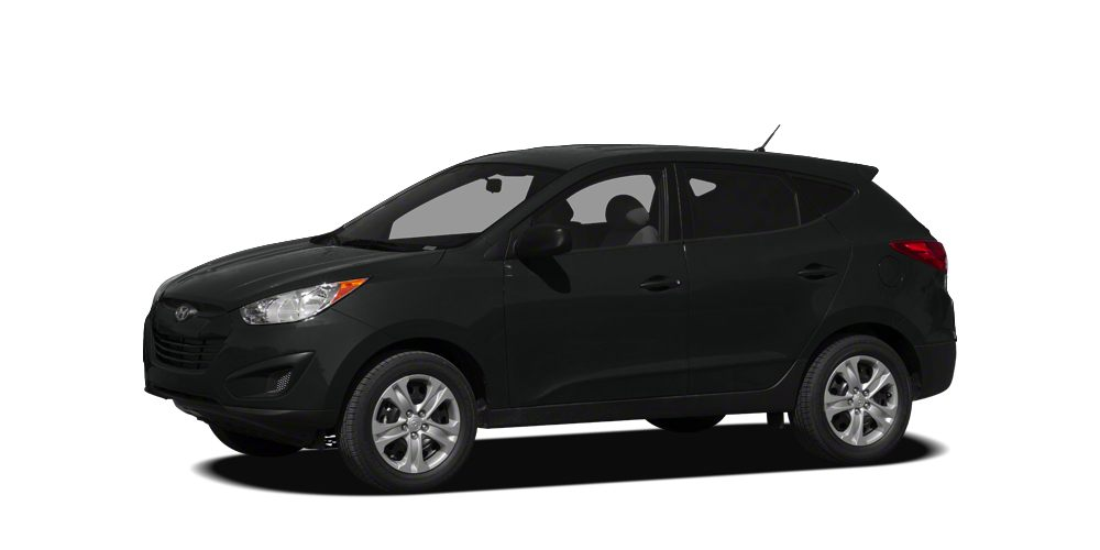 2012 Hyundai Tucson GLS This Tucson is Hyundai Certified and youll get options not on every Tucso