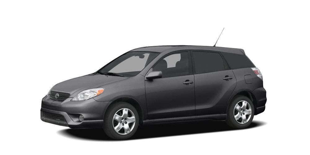 2008 Toyota Matrix Base CARFAX 1-Owner LOW MILES - 66895 STD trim FUEL EFFICIENT 31 MPG Hwy25