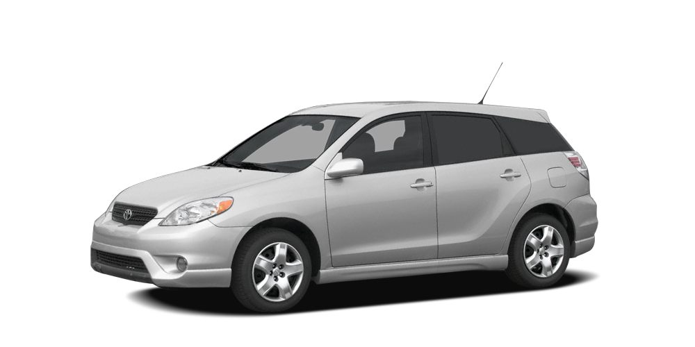 2008 Toyota Matrix XR EPA 31 MPG Hwy25 MPG City CARFAX 1-Owner Sunroof AMFM STEREO W6-DISC I