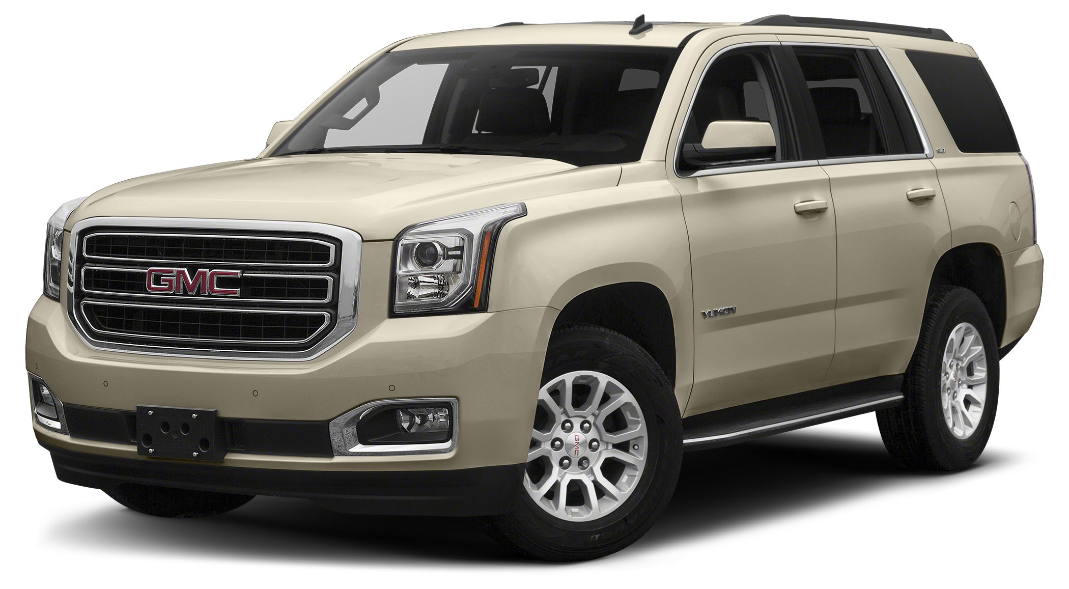 2015 GMC Yukon SLT 3rd Row Seat HeatedCooled Leather Seats Back-Up Camera Overhead Airbag Tow