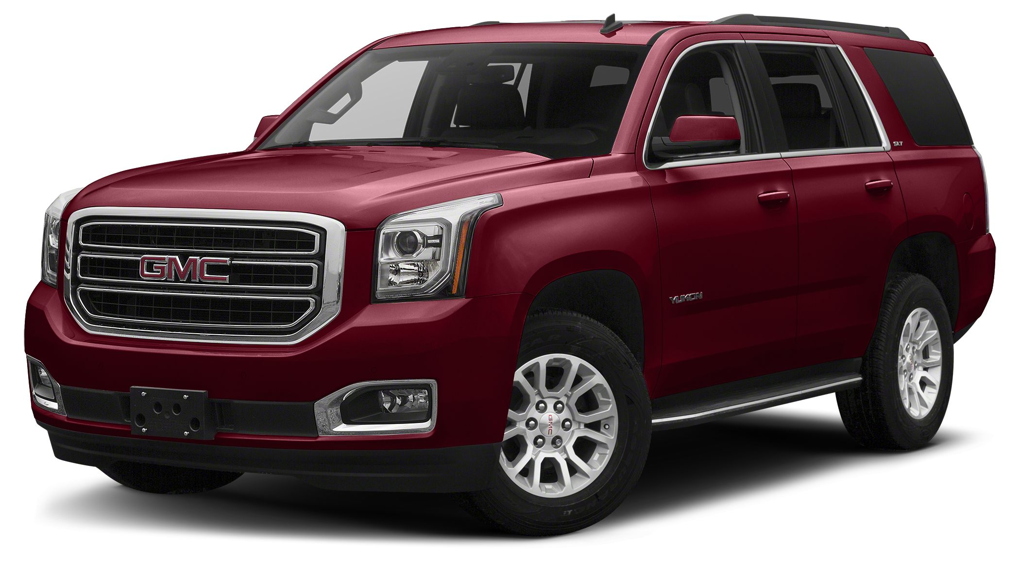 2017 GMC Yukon SLT Miles 5Color Crimson Red Tintcoat Stock GH328650 VIN 1GKS1BKC5HR328650