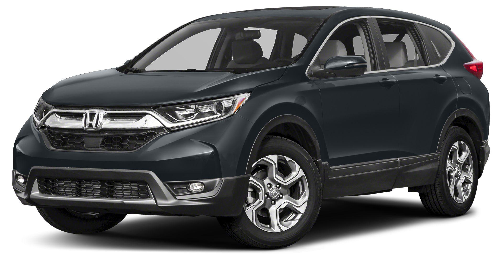2017 Honda CR-V  Miles 14117Color Gray Stock P2564A VIN 5J6RW2H84HL007758
