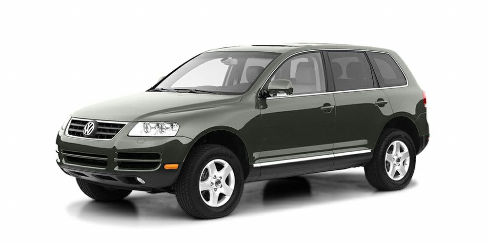 2006 Volkswagen Touareg V6 Land a deal on this 2006 Volkswagen Touareg 32L V6 while we have it R