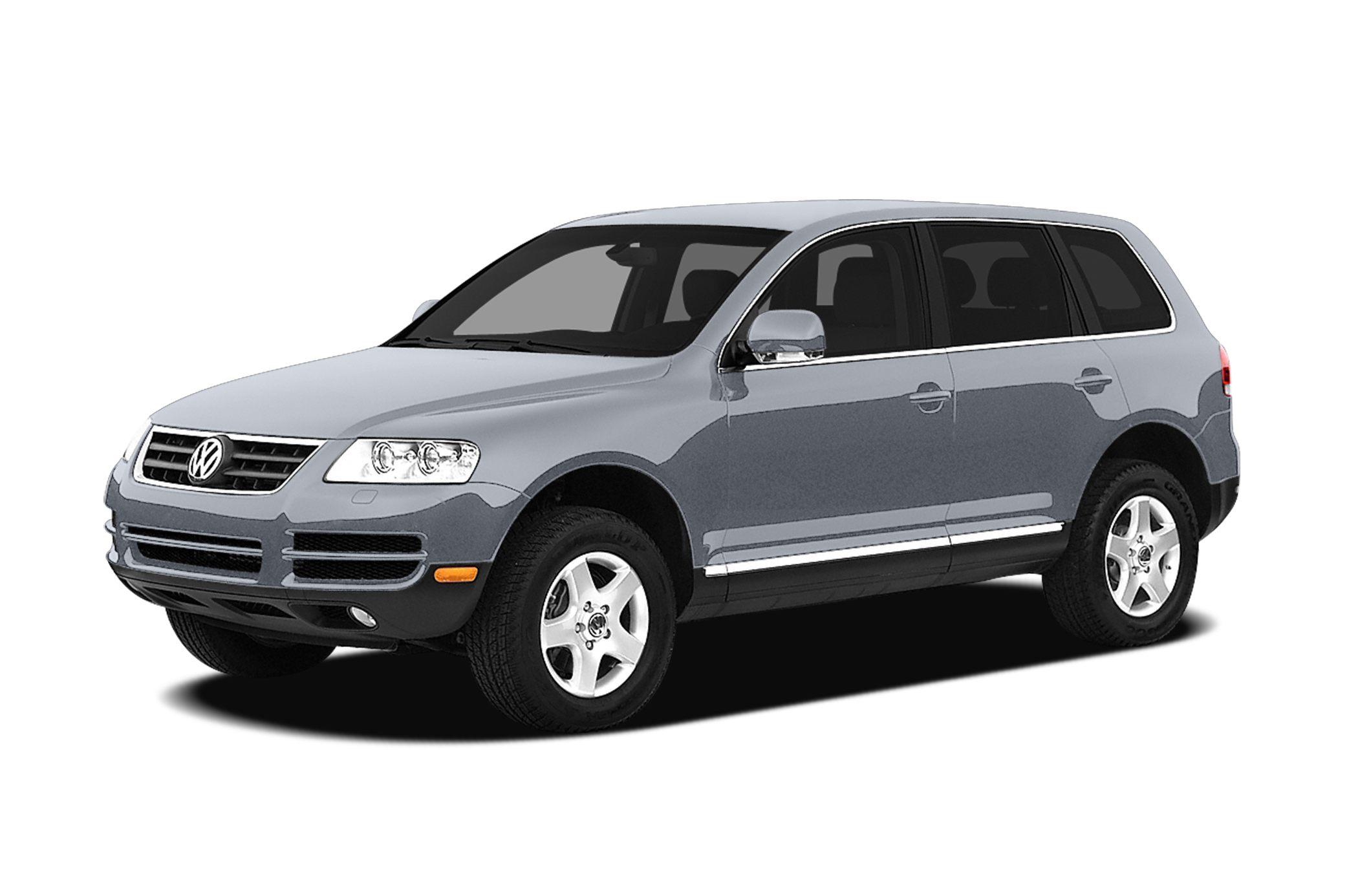 2006 Volkswagen Touareg V6 Miles 177423Stock 6D041787 VIN WVGZG77L46D041787