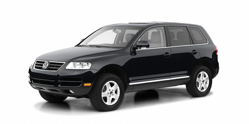 2006 Volkswagen Touareg V8 Miles 159357Color Black Stock H282063B VIN WVGZM77L16D056465