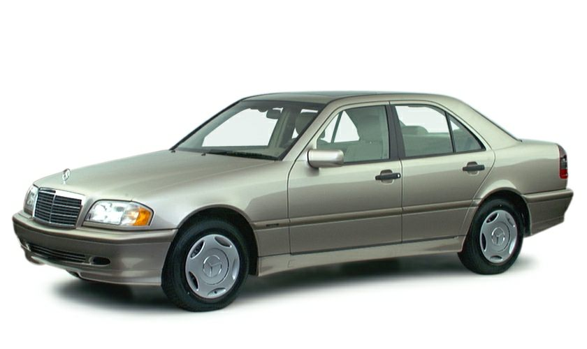 2000 MERCEDES C-Class C230 Kompressor This pampered 2000 Mercedes-Benz C230 Kompressor would look s