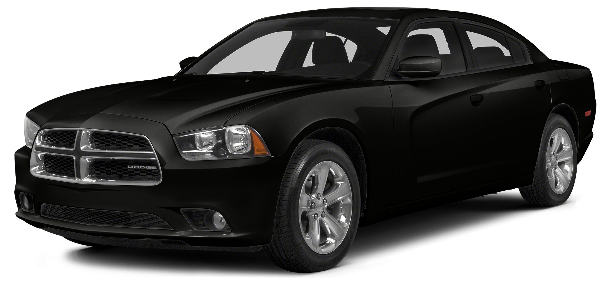 2014 Dodge Charger RT LOW MILES - 9611 Pitch Black exterior and Black interior Moonroof Nav Sy