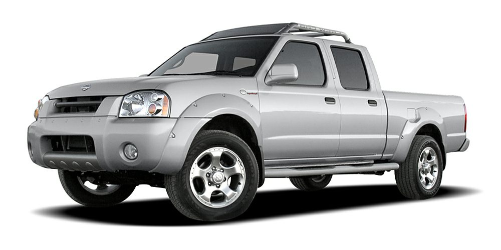 2004 Nissan Frontier XE-V6 Miles 198441Color Silver Stock 8099A VIN 1N6ED29Y04C425685