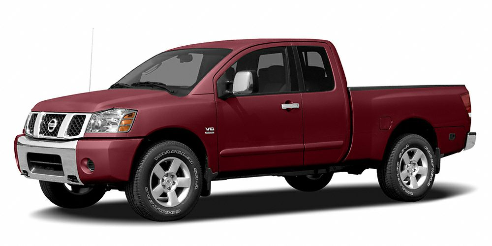 2004 Nissan Titan SE Snatch a bargain on this 2004 Nissan Titan SE before someone else takes it ho