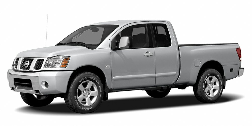 2004 Nissan Titan LE WHAT COULD BE BETTER THAN A 5 DAY 300 MILE EXCHANGERETURN POLICY  VALUE