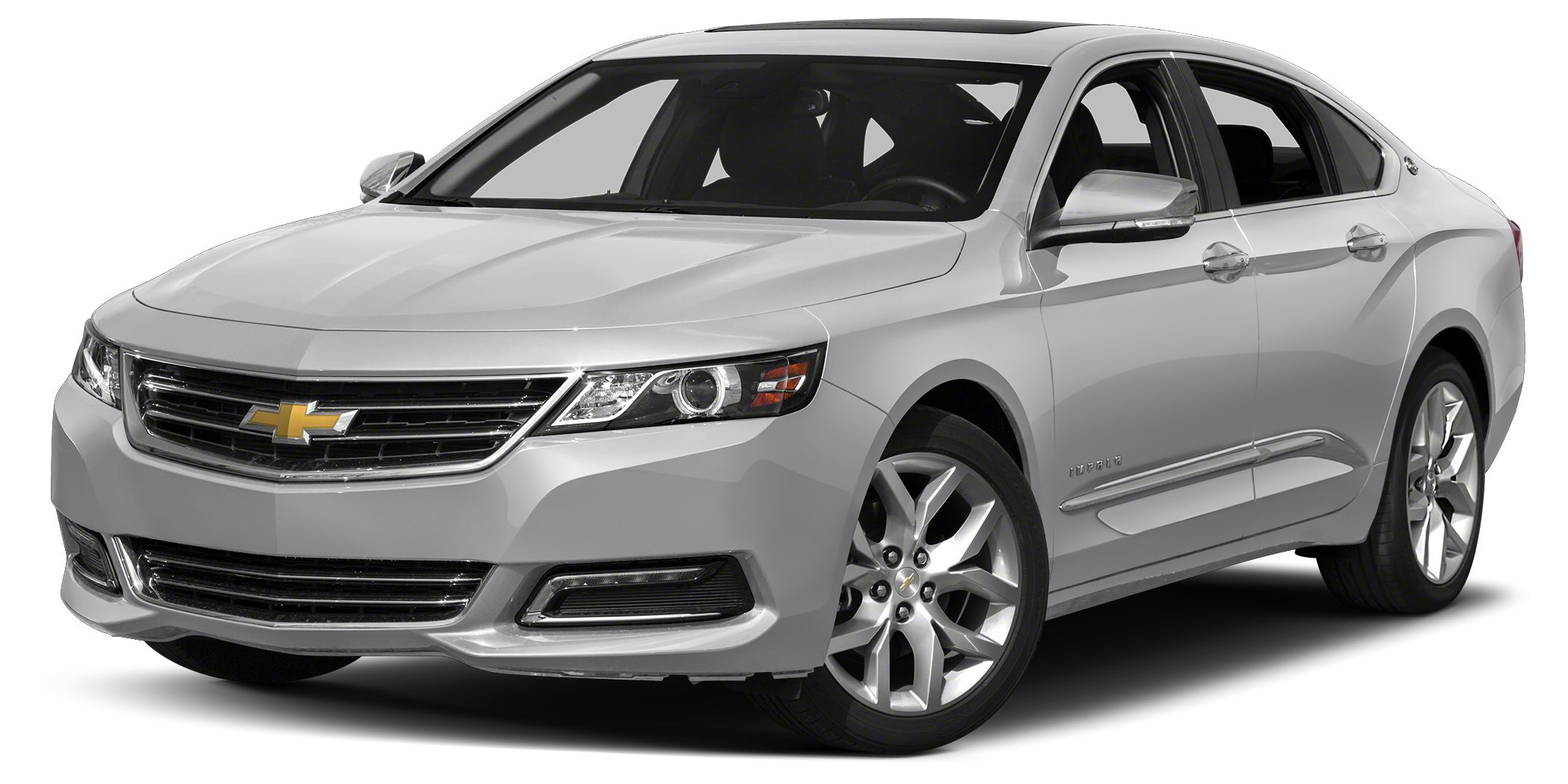 2017 Chevrolet Impala 2LZ CARFAX One-Owner Clean CARFAX Silver 2017 Chevrolet Impala Premier 2LZ