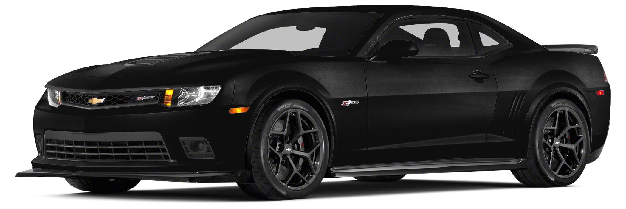 2015 Chevrolet Camaro Z28 Miles 5Color Black Stock 150258 VIN 2G1FZ1EE9F9700195