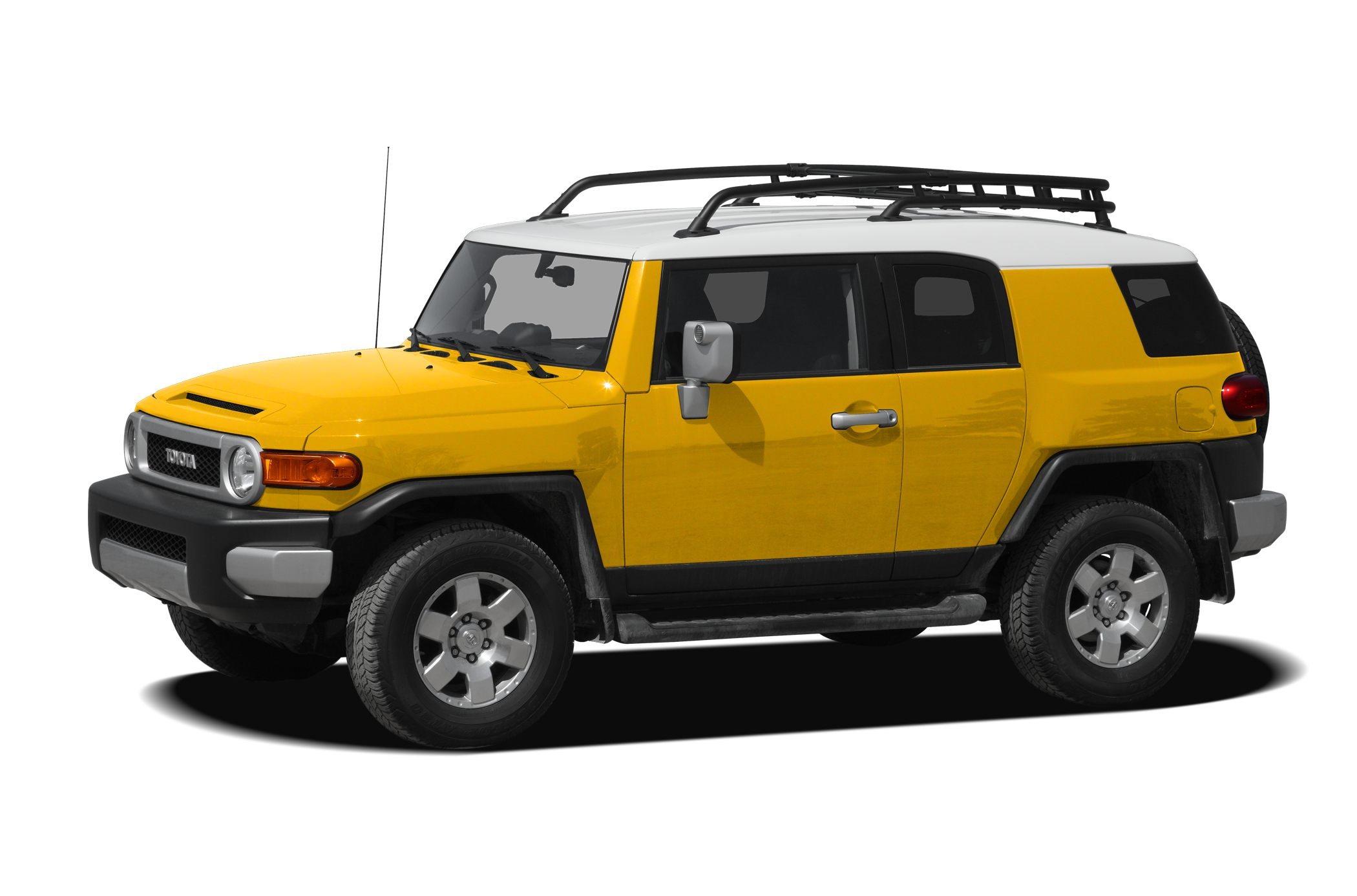 2010 Toyota FJ Cruiser Base Toyota Certified and 4WD So stylish it may cast a spell on you Beware