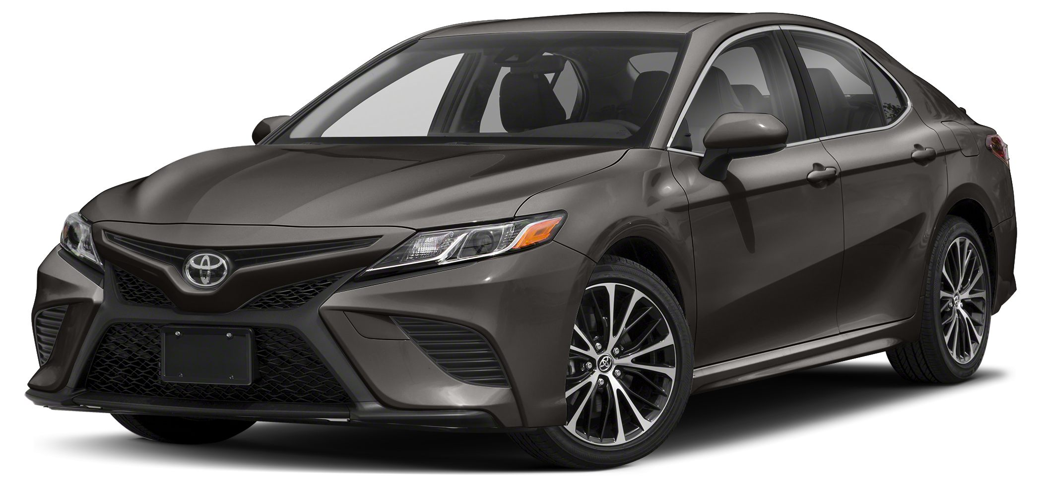 2018 Toyota Camry SE Predawn Gray Mica SE All Weather Floor Liners  Cargo Tray Package Audio Pac