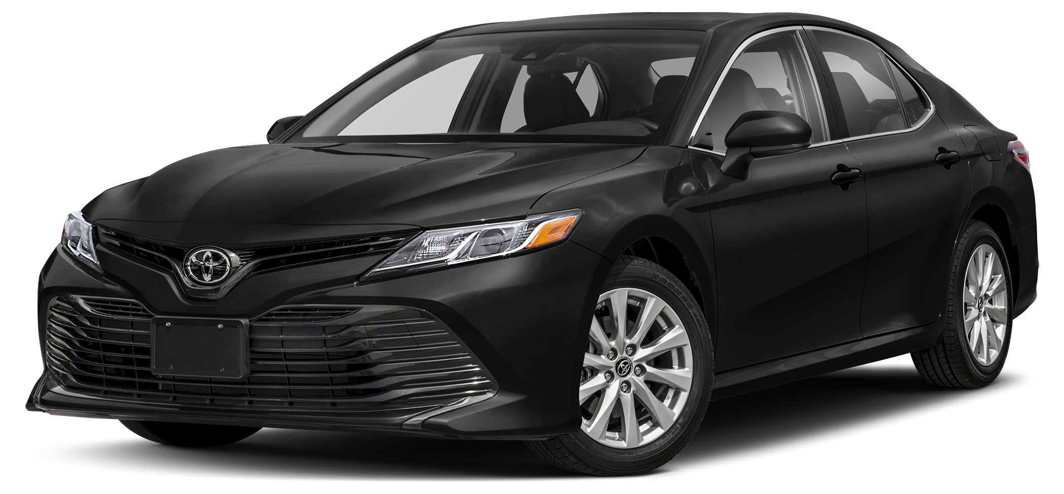 2018 Toyota Camry LE FUEL EFFICIENT 39 MPG Hwy28 MPG City LE trim PREDAWN GRAY MICA exterior an