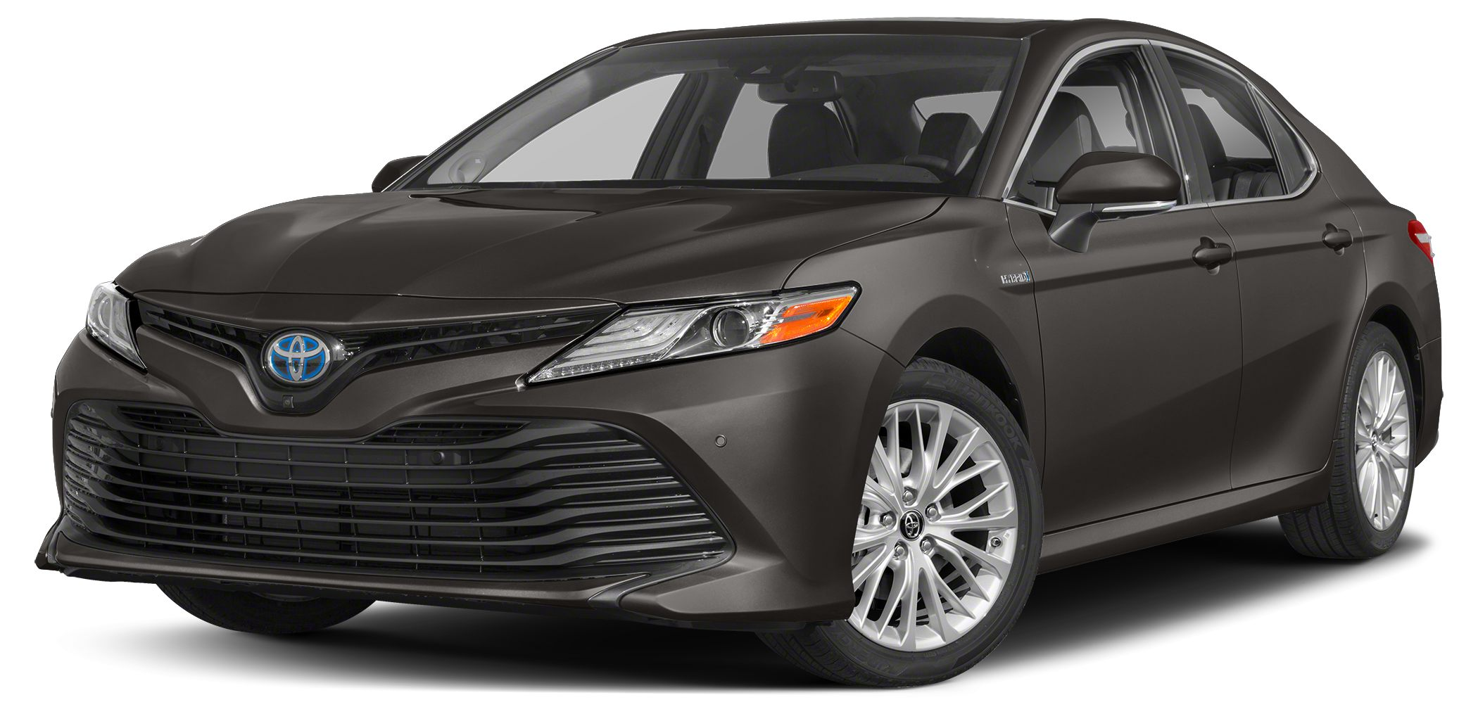 2018 Toyota Camry Hybrid XLE Heated Leather Seats Moonroof Dual Zone AC Chrome Wheels SUNROOF