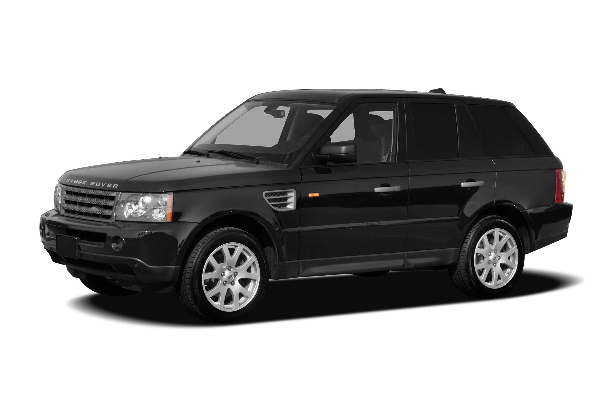 2007 Land Rover Range Rover Sport Supercharged  WHEN IT COMES TO EXCELLENCE IN USED CAR SALES