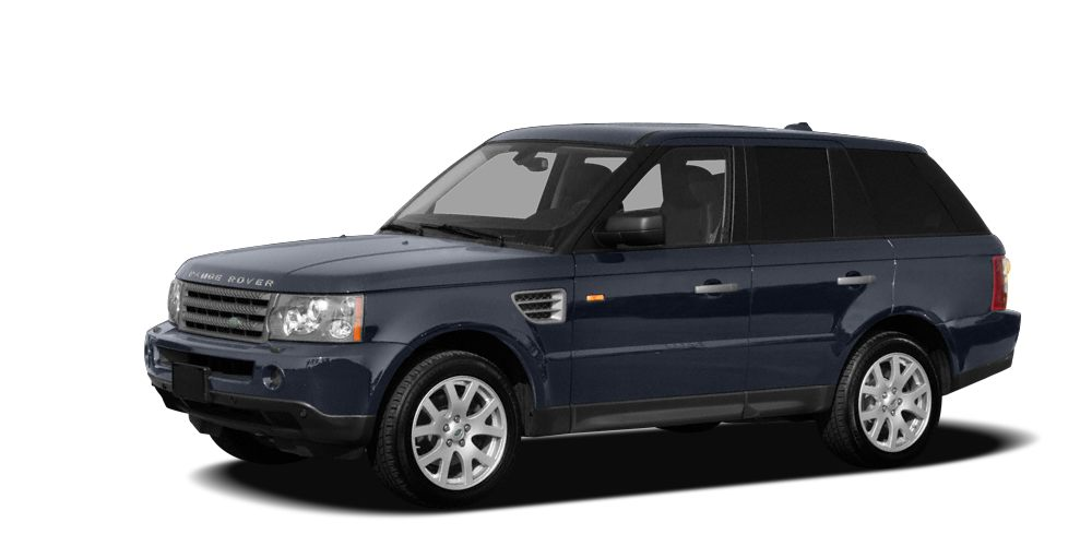 2007 Land Rover Range Rover Sport HSE Gwinnett Mitsubishi is honored to present a most breathtakin