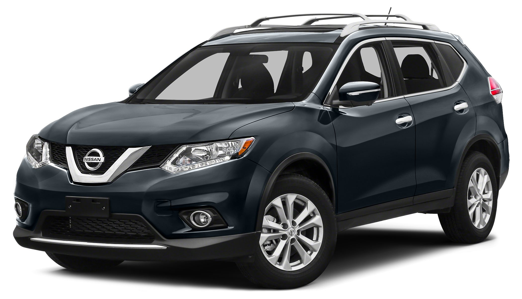 2014 Nissan Rogue S Miles 43504Color Graphite Blue Stock 8695A VIN 5N1AT2ML0EC799372