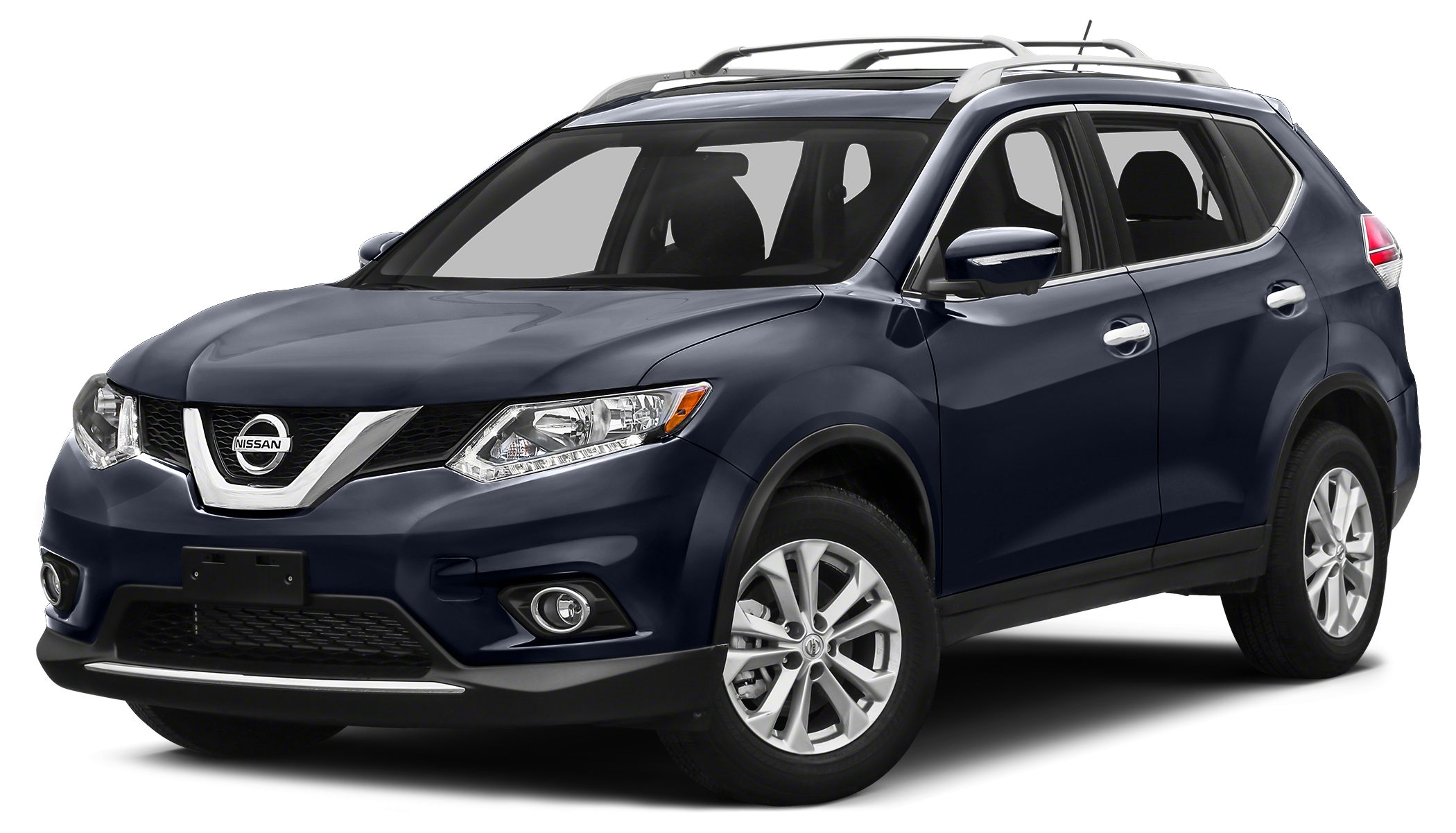 2015 Nissan Rogue SV Miles 16401Color Arctic Blue Metallic Stock 16F245A VIN KNMAT2MT0FP5575