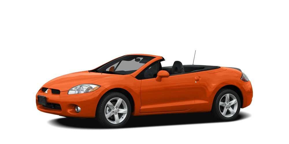 2008 Mitsubishi Eclipse Spyder GT This 2008 Mitsubishi Eclipse 2dr Spyder GT features a 38L V6 Cy