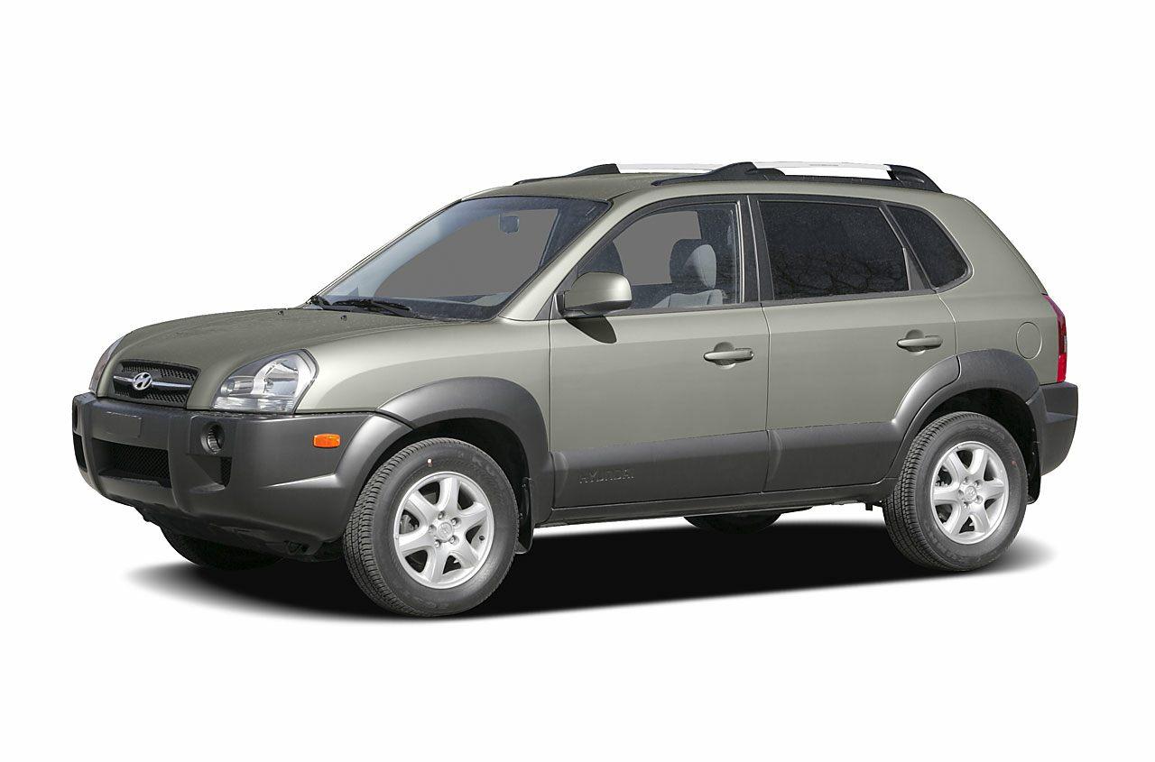 2005 Hyundai Tucson GL Miles 180063Color Blue Stock H10115B VIN KM8JM72B95U083083