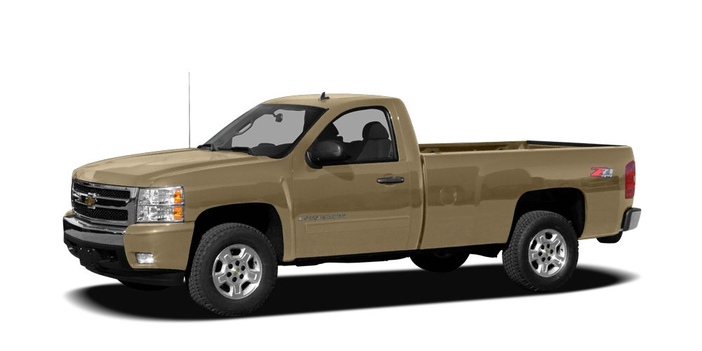 2008 Chevrolet Silverado 1500 WT 4-Speed Automatic with Overdrive and Vinyl Kris Brown Chevrolet