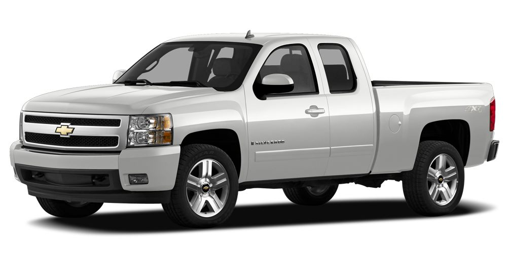 2008 Chevrolet Silverado 1500 WT Miles 65686Color Summit White Stock 6614 VIN 1GCEK19038E2105