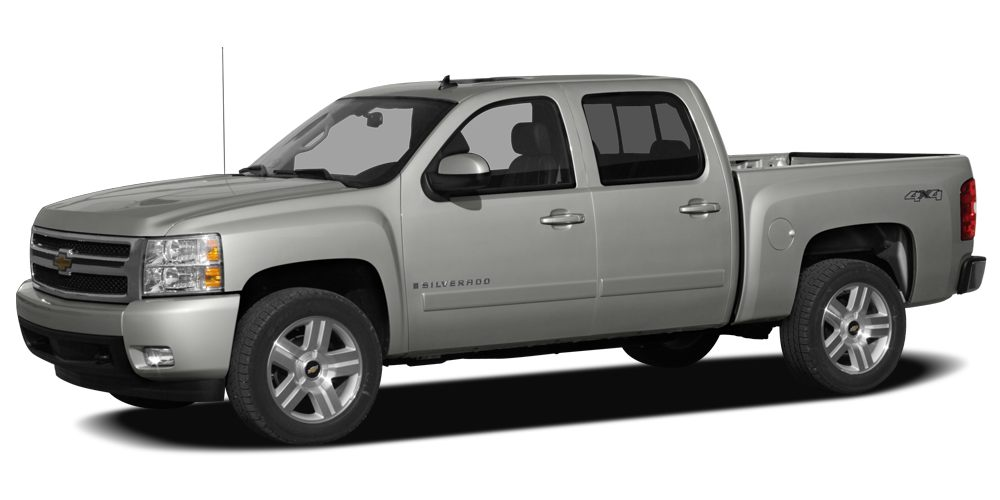 2008 Chevrolet Silverado 1500 LT EPA 20 MPG Hwy15 MPG City LT w1LT trim Satellite Radio CD Pl