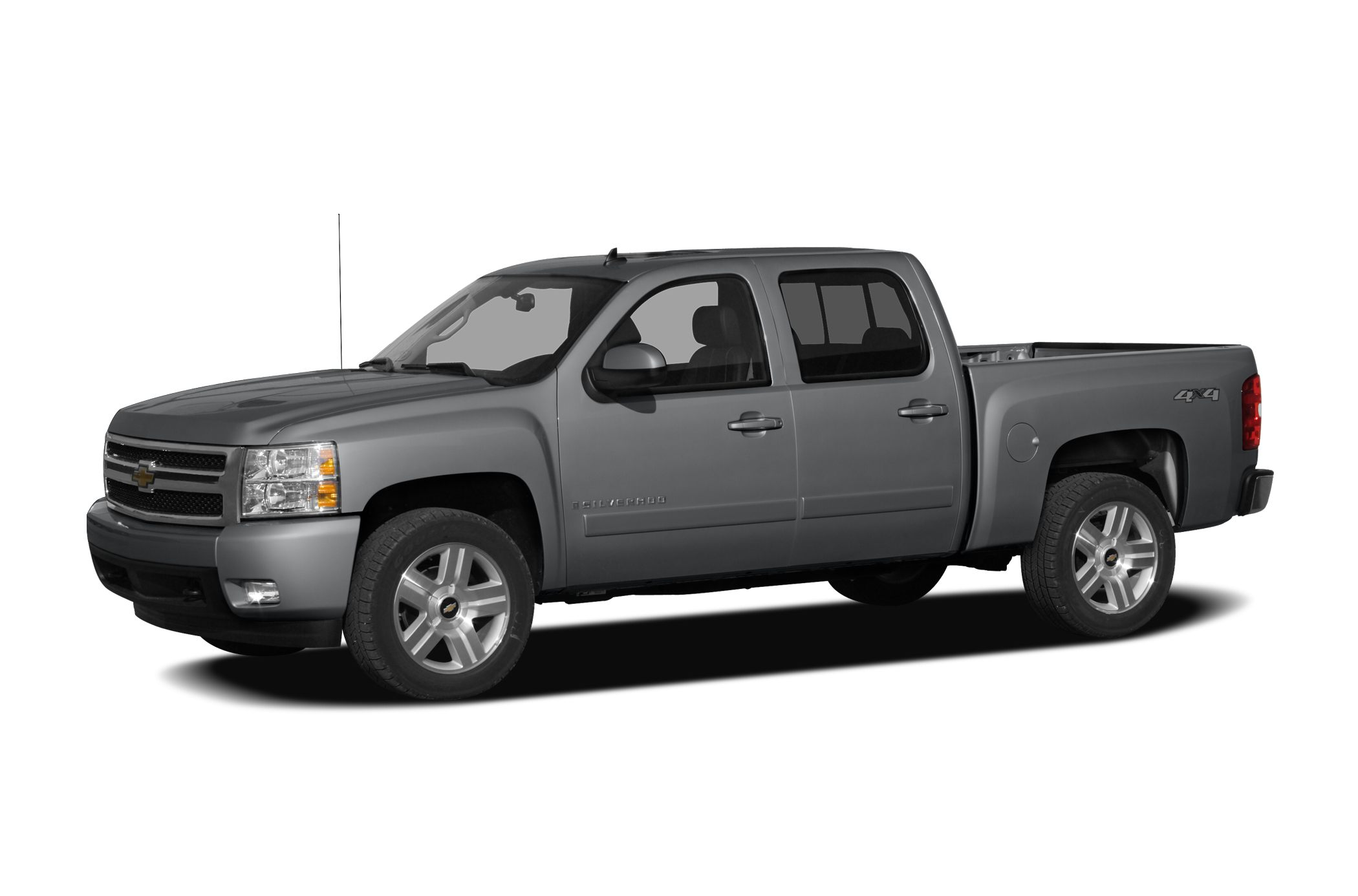2008 Chevrolet Silverado 1500 LT Clean Carfax SERVICE RECORDS AVAILABLE Recent Oil Change Whit