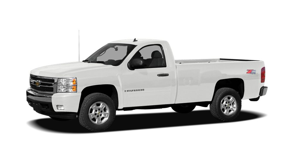 2008 Chevrolet Silverado 1500 WT FLOOD ADVANTAGE PROGRAM And FULLY SERVICED AND RECONDITIONED W