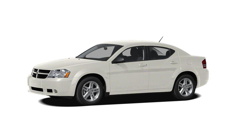 2009 Dodge Avenger SE Miles 86270Color White Stock 15381 VIN 1B3LC46B99N518842
