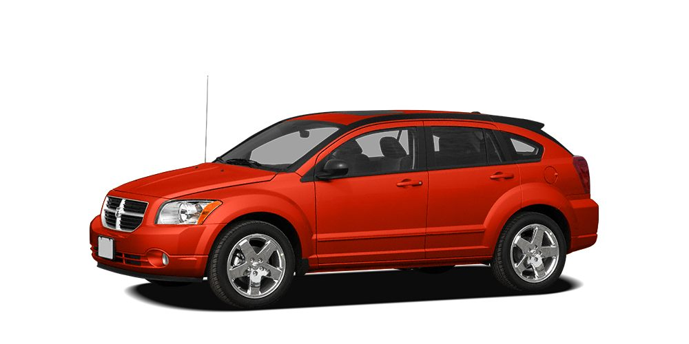 2009 Dodge Caliber SXT Miles 104986Color Orange Stock 4688P VIN 1B3HB48A59D104038