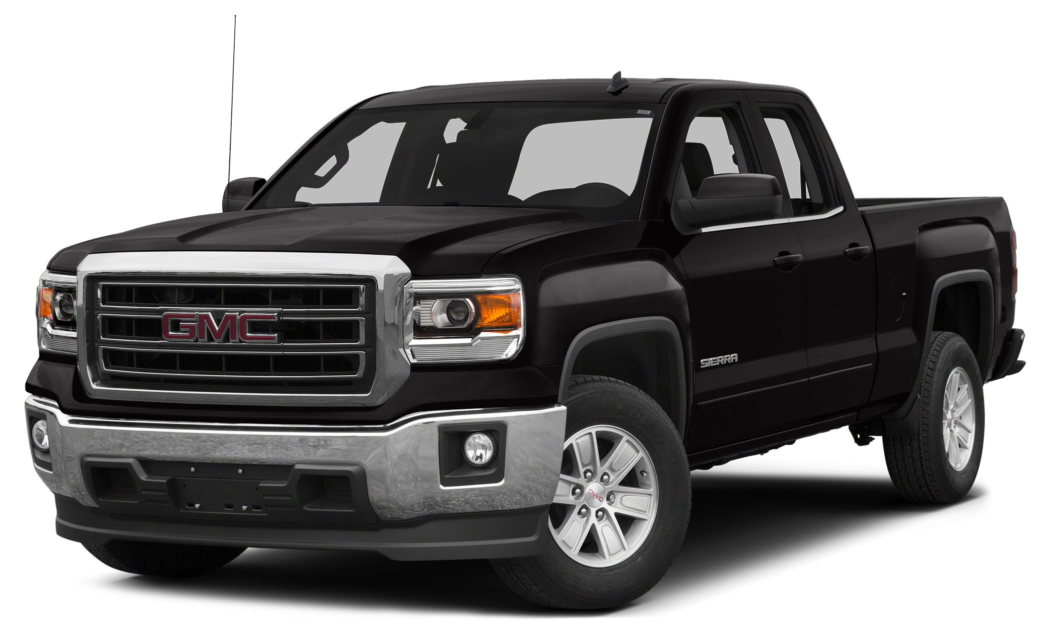 2015 GMC Sierra 1500 Base GREAT MILES 32836 Sierra 1500 trim FUEL EFFICIENT 24 MPG Hwy18 MPG C