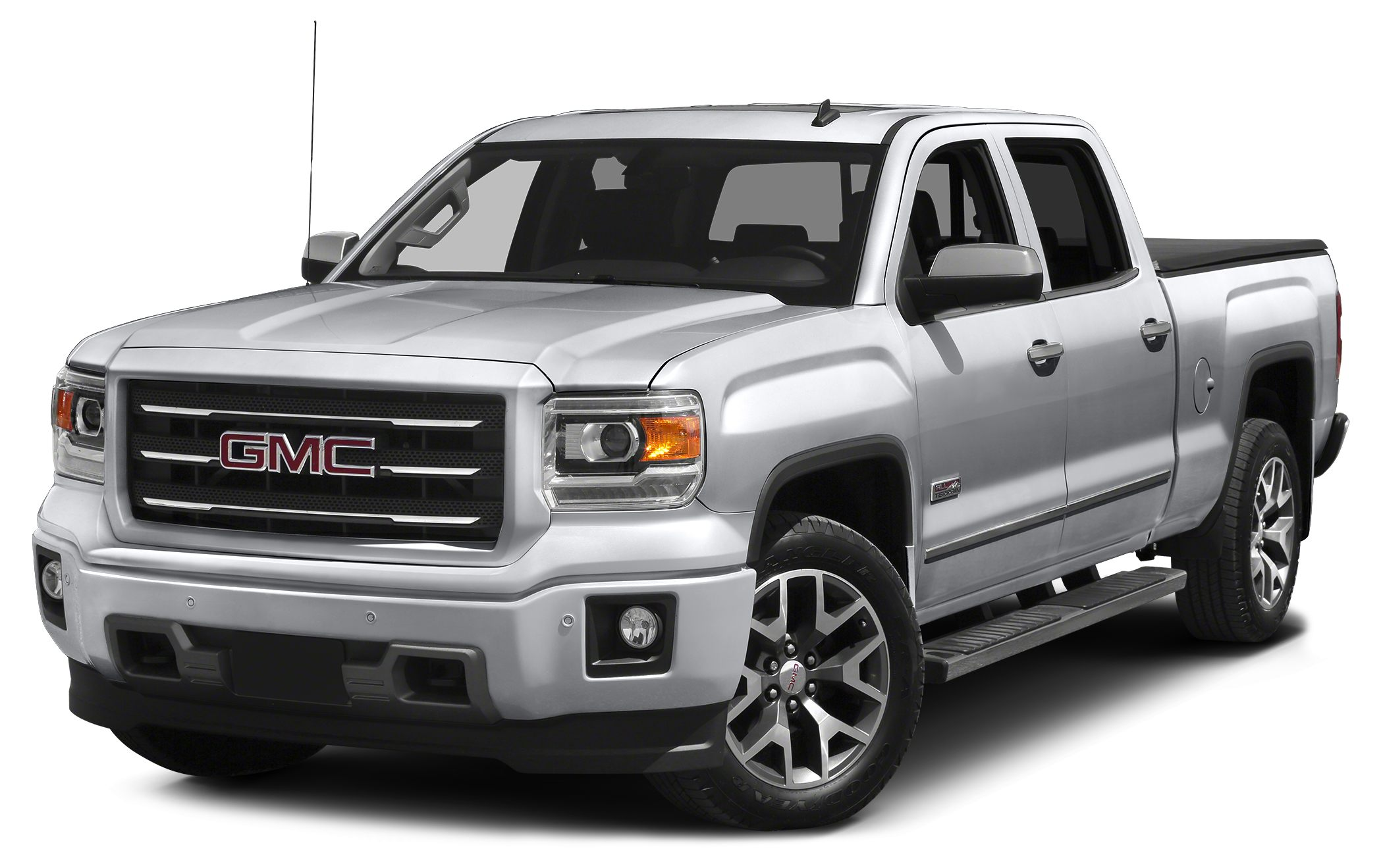 2015 GMC Sierra 1500 SLE 6-Speed Automatic Electronic with Overdrive and Cocoa  Dune Crew Cab S