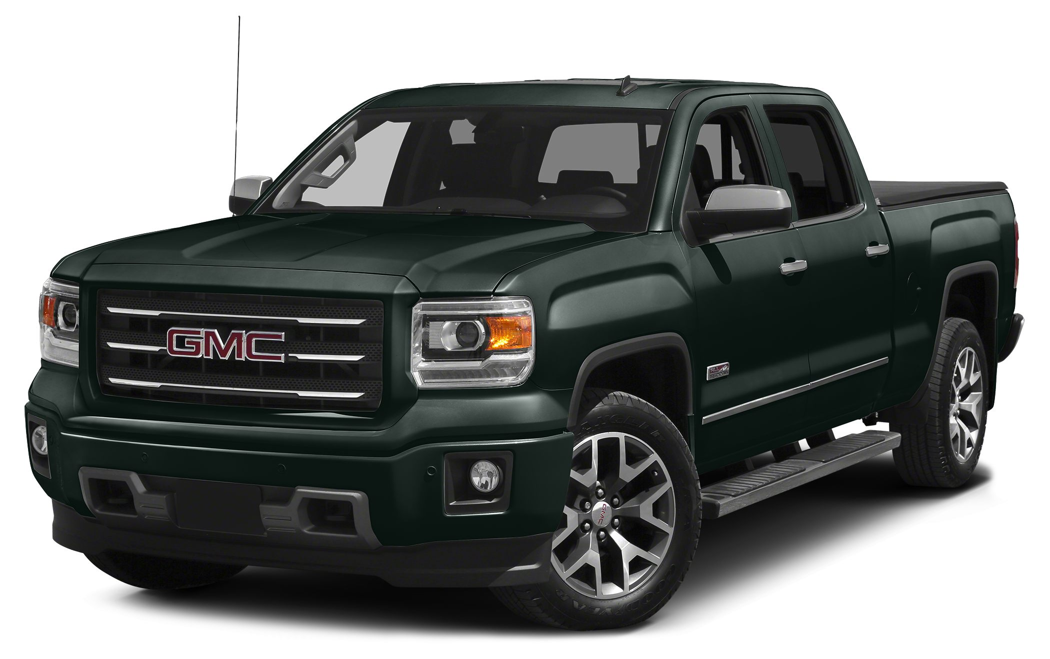 2015 GMC Sierra 1500 SLT BETTER THAN NEW LEVELED W NITO GRAPLER G-2 33S TRUED AND HIGH SPEED B