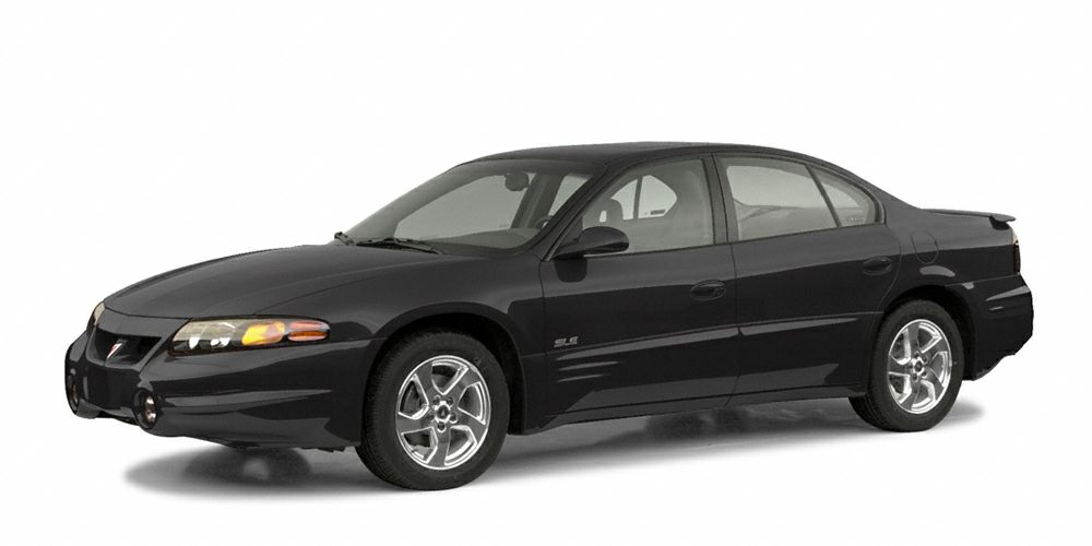 2003 Pontiac Bonneville SE Miles 121769Color Black Stock 117233A VIN 1G2HX54K034127212
