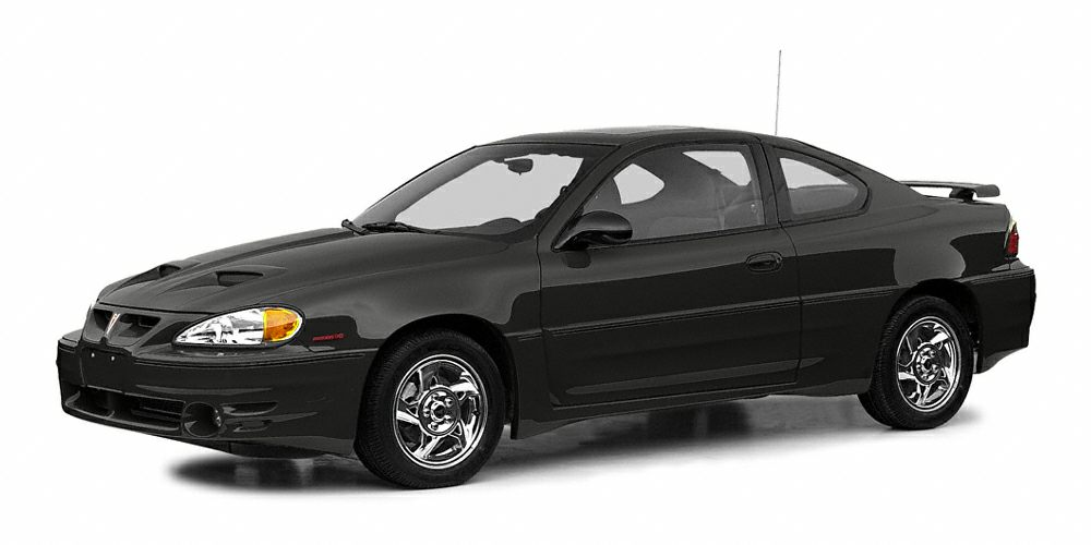 2003 Pontiac Grand Am GT1 Miles 0Color Black Stock L14917A VIN 1G2NV12E83C235131