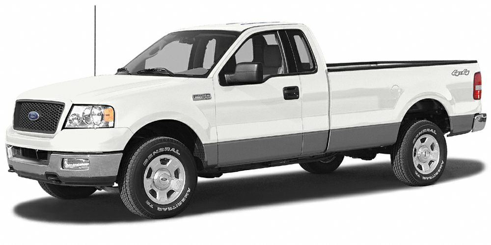 2006 Ford F-150  Miles 89501Color Oxford White Clearcoat Stock 151563A VIN 1FTRF12W76NA35207