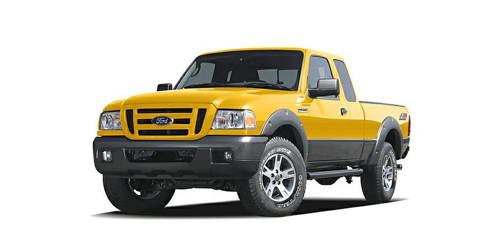 2006 Ford Ranger XLT Sport trim 12000 mIle Warranty EPA 19 MPG Hwy16 MPG City PRICED TO MOVE