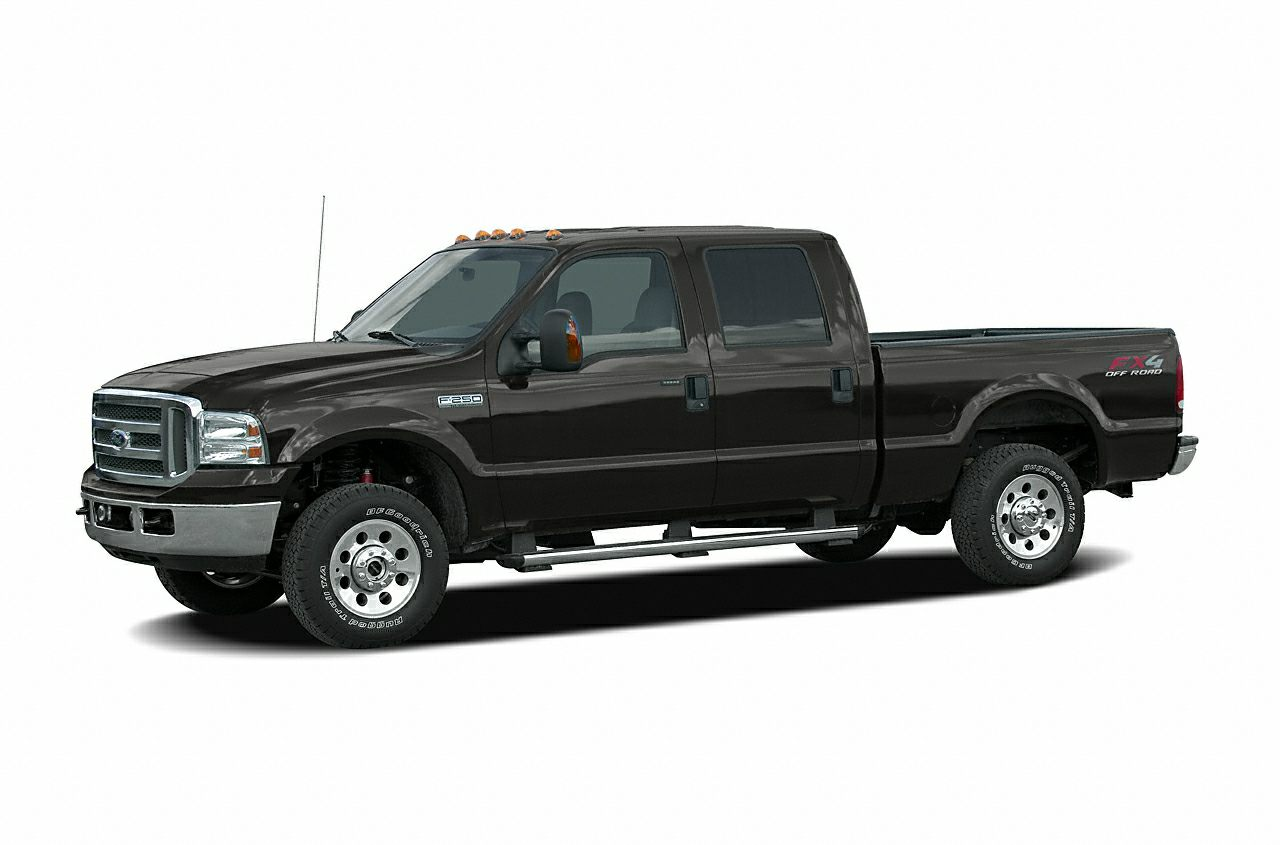 2006 Ford F-250 XLT Miles 172816Stock 8368A VIN 1FTSW21536ED08451