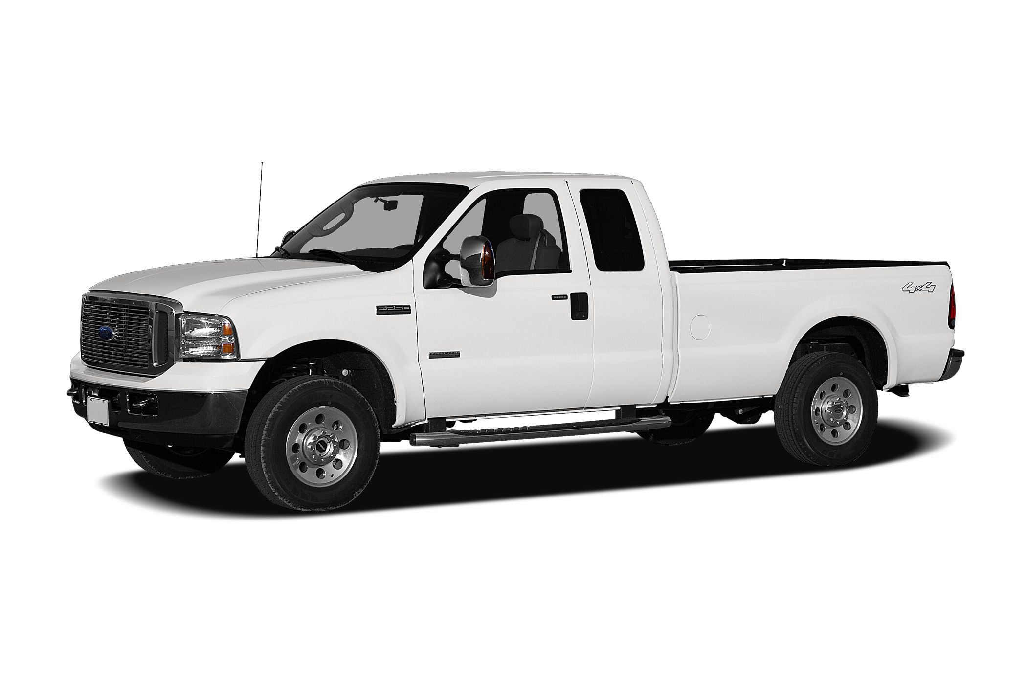 2006 Ford F-250 XL Vehicle equipped with snow plow Miles 125237Color Gray Stock 6EC18408 VIN
