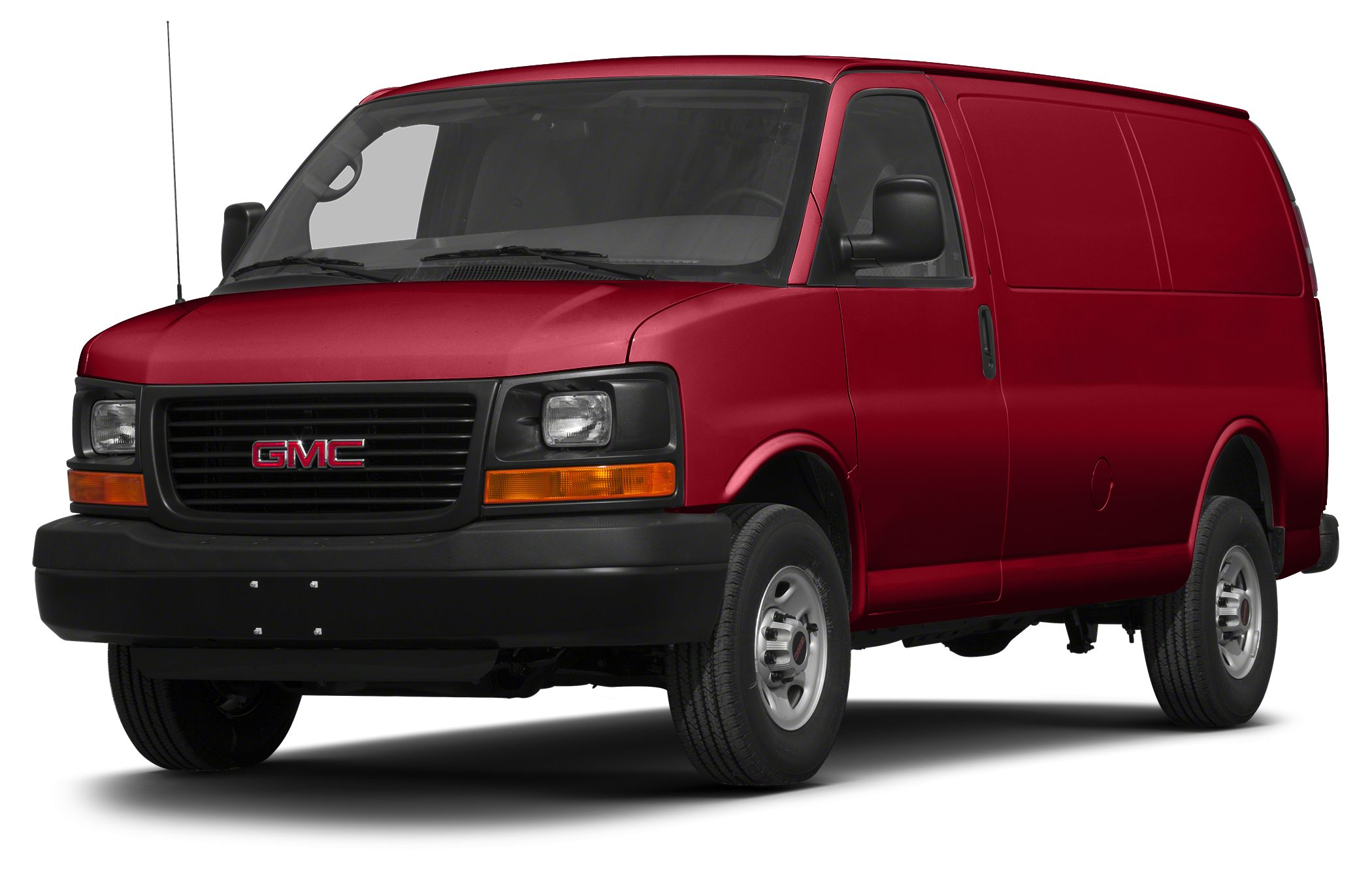 2014 GMC Savana G2500 Work Van Certified Fire Red 2014 GMC Savana G2500 Work Van Cargo RWD 6-Spee