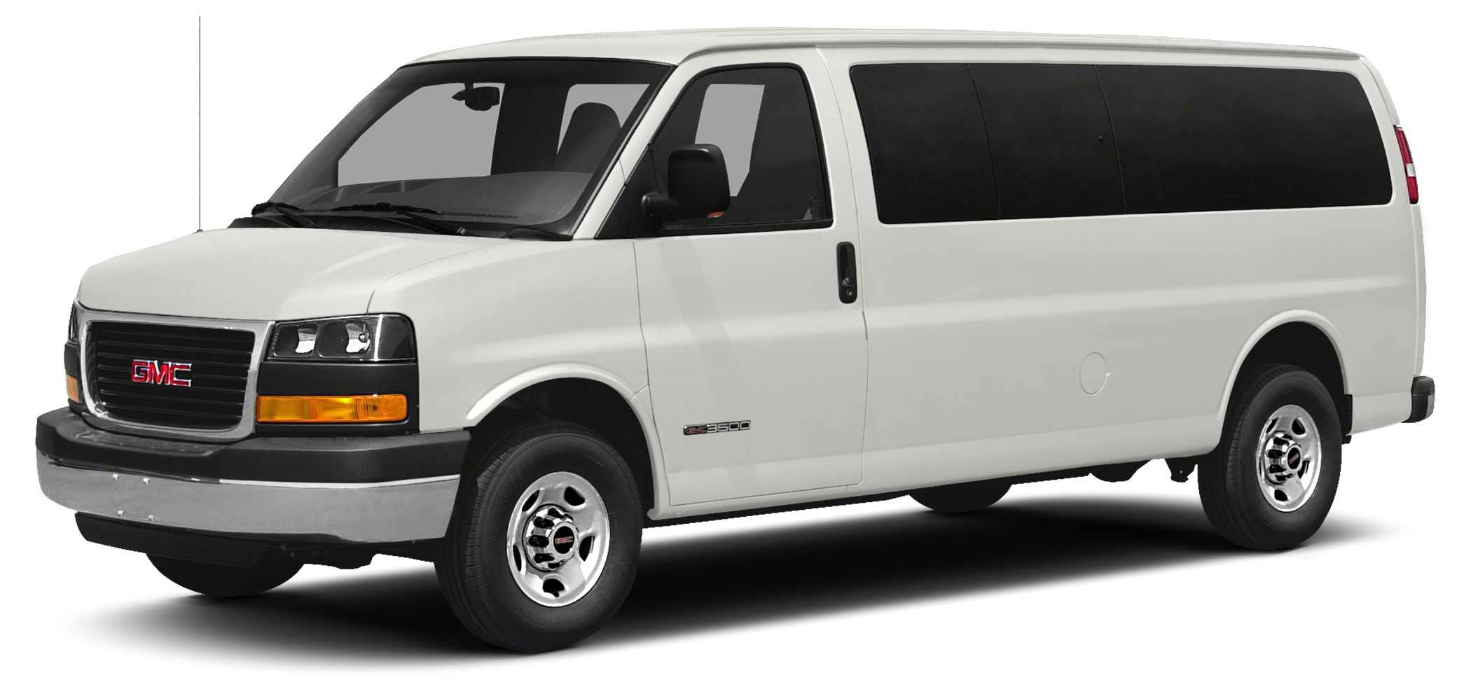 2014 GMC Savana 3500 LS w1LS WE OFFER FREE LIFETIME INSPECTION Miles 71709Color White Stock