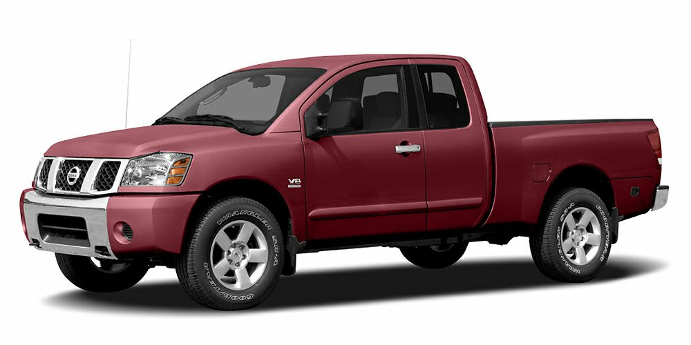 2006 Nissan Titan SE Miles 152558Color Red Alert Stock 6N571466 VIN 1N6BA06A76N571466