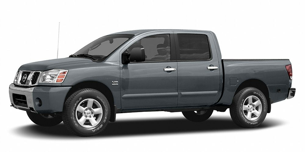 2006 Nissan Titan SE Recent Arrival Air Conditioning AMFMCD Audio System Power steering Powe