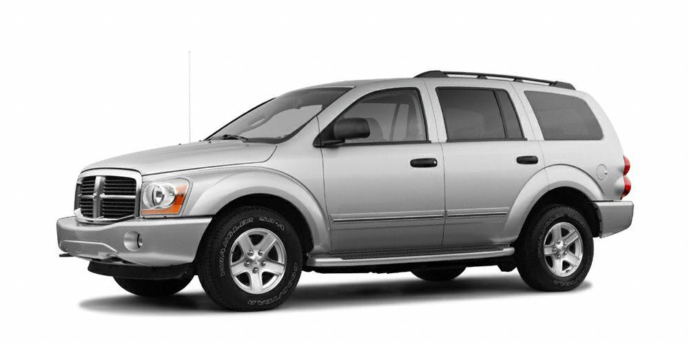 2006 Dodge Durango SLT Miles 140617Color Silver Stock SB16756B VIN 1D4HB48NX6F137265