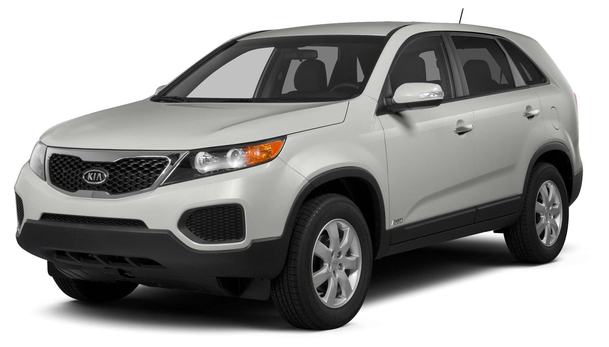 2012 Kia Sorento EX Environmentally-friendly and gas-sipping this 2012 Kia Sorento EX is powered