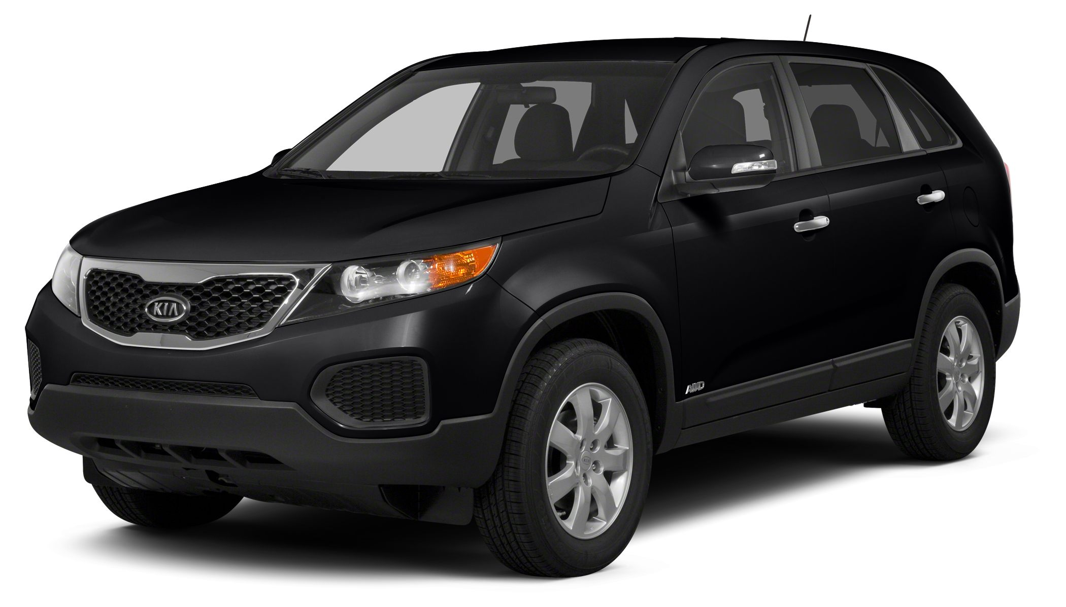 2012 Kia Sorento LX 4D Sport Utility and 6-Speed Automatic with Sportmatic Power To Surprise Don